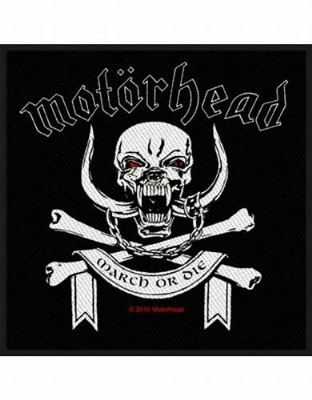 Motorhead Patch 3